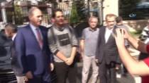 ÜSKÜDAR BELEDİYESİ - AK Parti Genel Başkan Vekili Prof. Dr. Numan Kurtulmuş'tan 'İttifak' Yorumu