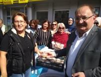 AKMEŞE - AK Parti Kadın Kollarından Aşure İkramı