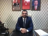 AHMET ARSLAN - AK Parti Kars İl Başkanı Adem Çalkın Açıklaması