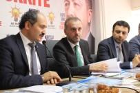 AK Parti Teşkilatlardan Sorumlu Genel Başkan Yardımcısı Erkan Kandemir Açıklaması