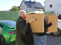 FERRARI - Almanya'da Kürt kumar çetesine baskın