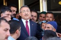 BEKİR BOZDAĞ - Annesi Vefat Eden Cumhurbaşkanı Yardımcısı Oktay Yozgat'tan Ayrıldı