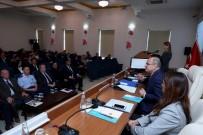 GARNIZON KOMUTANLıĞı - Bağımlılıkla Mücadele İl Koordinasyon Kurulu Toplandı