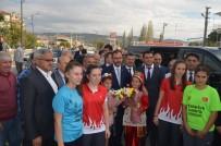 DAVUL ZURNA - Bakan Kasapoğlu'nun Manisa Ziyareti