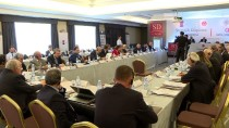 ENFORMASYON BAKANI - Bakü'de 'Kafkasların Geleceği İçin Stratejik Düşünce Çalıştayı'