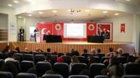 SOSYOLOJI - Başkan Büyükkılıç, Öğrencilerin Konuğu Oldu