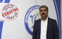BEYAZ EŞYA - Başkan Duranay Açıklaması 'Küçük Esnaf İçin Perakende Yasasının Düzenlenmesi Lazım'
