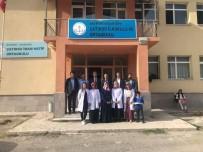 Başkan Şentürk'ten Okulları Geziyor