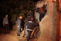 POLİS HELİKOPTERİ - Beyoğlu'nda Helikopter Destekli Narkotik Operasyonu