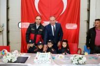 İTFAİYE MÜDÜRÜ - Biga'da, Türk İtfaiyesi'nin 304'Üncü Yıldönümü Kutlandı