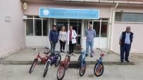 ÖRENCIK - Bisikletliler Derneğinden 10 Kırsal Okula Bisiklet Bağışı