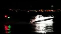 ERITRE - Çalıntı Motor Yatta 28 Düzensiz Göçmen Yakalandı
