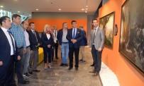 MUSTAFA DÜNDAR - CHP Osmangazi İlçe Yönetimi Fetih Müzesi'ni Gezdi