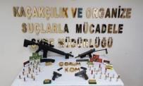 Çorum Polisinden Silah Operasyonu