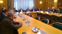 TELEKONFERANS - Cumhurbaşkanı Başdanışmanı Topçu Açıklaması 'Türkiye-Rusya İlişkileri Yeni Bir Tarihin Başlangıcı Olacaktır'