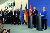 ALMANYA CUMHURBAŞKANI - Cumhurbaşkanı Erdoğan Açıklaması 'Vize Serbestisi İçin 6 Kriter Kaldı'