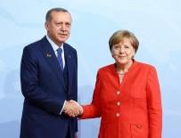 CAN DÜNDAR - Cumhurbaşkanı Erdoğan ile Merkel'den Can Dündar sorusuna yanıt