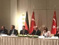 ANGELA MERKEL - Cumhurbaşkanı Erdoğan: Türkiye'ye yatırım yapan hep kazandı
