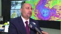 SEL BASKINLARI - Ege'de Beklenen Tropik Fırtına