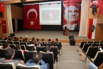 ÖFKE KONTROLÜ - Elazığ'da 220 Özel Güvenlik Görevlisine Seminer Verildi