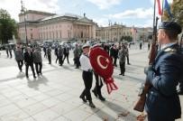 ALMANYA CUMHURBAŞKANI - Erdoğan, Neue Wache Anıtını Ziyaret Etti