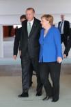 FRANK WALTER STEINMEIER - Erdoğan Ve Merkel Çalışma Yemeğinde Bir Araya Geldi