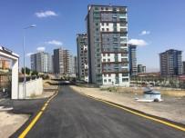 ENGELLİ RAMPASI - Eylül'de 44 Sokakta Çalışma Tamamlandı