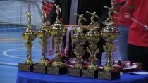 SALIM DEMIR - Golbol Kadınlar 1. Ve 2. Ligi Müsabakaları Tamamlandı