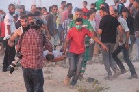 SAĞLIK GÖREVLİSİ - İsrail'den alçak saldırı! 3 şehit, 47 yaralı!