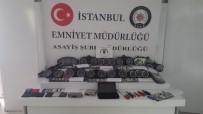 OTO HIRSIZLIK - İstanbul'da Dev Oto Operasyonu Açıklaması 11 Gözaltı