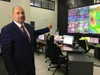 GÖZLEME - İzmir'de Fırtına Alarmına Karşı Koordinasyon Merkezinden 7/24 Takip