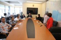 İZMIR VALILIĞI - İzmir Valiliğinde Fırtınaya Karşı 'Acil' Toplantı