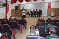 UZMAN JANDARMA - Jandarma Ve Gaziler Öğrencilerle Buluştu
