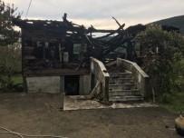 Kastamonu'da Yangın Açıklaması 1 Ölü