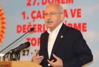 MÜZİK ÖĞRETMENİ - Kılıçdaroğlu, 'Liyakatın Olmadığı Devlette Çürüme Olur'