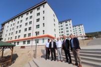 ÜCRETSİZ İNTERNET - KYK Müdürü Kılıç Açıklaması 'Yeni Yurdumuz Beş Yıldızlı Otel Konforunda'