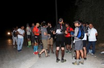 ÖLÜDENİZ - Likya Yolu Ultra Maratonu Start Aldı