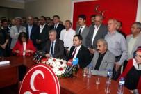 ÜLKÜCÜ - MHP'li Behsat Önder Talas Belediye Başkan Aday Adaylığını Açıkladı