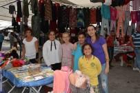 ÇOCUK MECLİSİ - Minik Yürekler Sokak Hayvanları İçin Stant Açtı