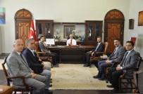 HAKAN ALTUN - MMO Konya Şubesi'nden Teknik Üniversitesine Ziyaret