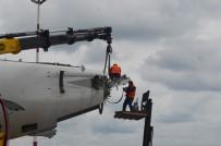 PEGASUS - Pistten Çıkan Uçak Yomra'ya Bu Gece Nakledilecek