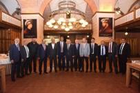 KASTAMONU ÜNIVERSITESI - Rektör Uzun, Batı Karadeniz Üniversiteleri Birliği Dönem Toplantısına Katıldı