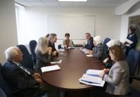 COLUMBIA ÜNIVERSITESI - Şahin, Emine Erdoğan İle Amerika'da Sıfır Atık Projesini Görüştü