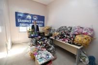 ZEYTİN YAĞI - Şahinbey'de Gıda Ürünleri Denetimi