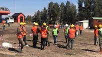 AHMET ARSLAN - Sarıkamış'a 42 Milyonluk Kapalı Telesiyej Tesisi Yapılıyor