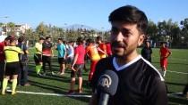 İBRAHIM DEMIR - Sosyal Uyum Futbol Turnuvası'nın Finali Hatay'da Oynandı