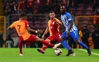 AHMET ÇALıK - Spor Toto Süper Lig Açıklaması Galatasaray Açıklaması 0 - BB Erzurumspor Açıklaması 0 (İlk Yarı)