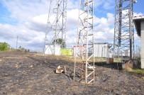 ANIZ YANGINI - Tekirdağ'da Korkutan Yangın
