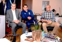 TOLUNAY KAFKAS - Tolunay Kafkas, Fenerbahçe heyetiyle bir araya geldi