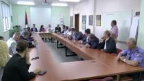 ARNAVUT - Türk Polisinden Arnavutluk Polisine Eğitim
